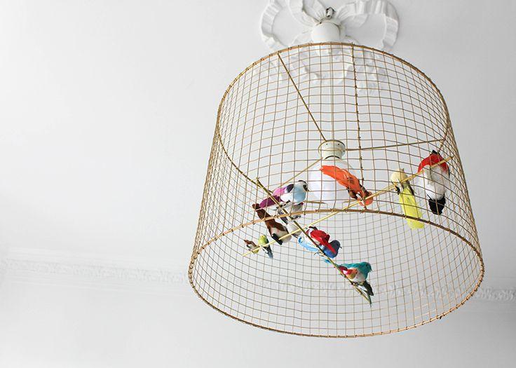 les 25 meilleures id es de la cat gorie lumi re de cage oiseaux sur pinterest cage oiseaux. Black Bedroom Furniture Sets. Home Design Ideas