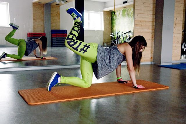 Excercise for glutes