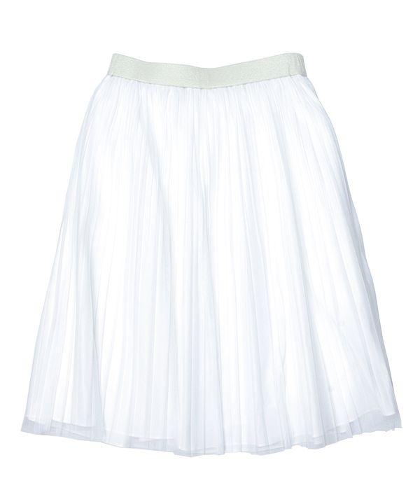 チュールグルージングスカート #シータ・ミュー