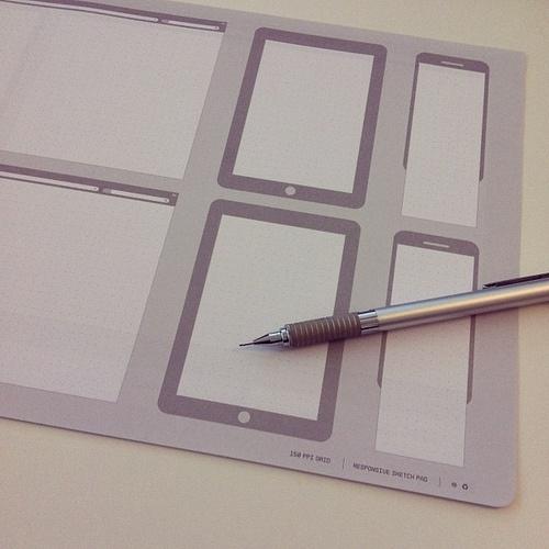 #responsive #sketching #ui