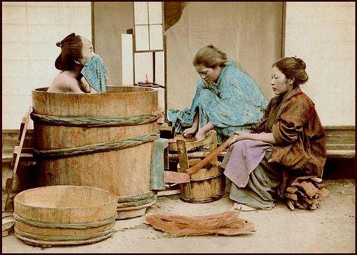 In #Giappone il relax diventa una sorta di #rito religioso.  Scoprite in cosa consiste il rituale dell'#Ofuro!