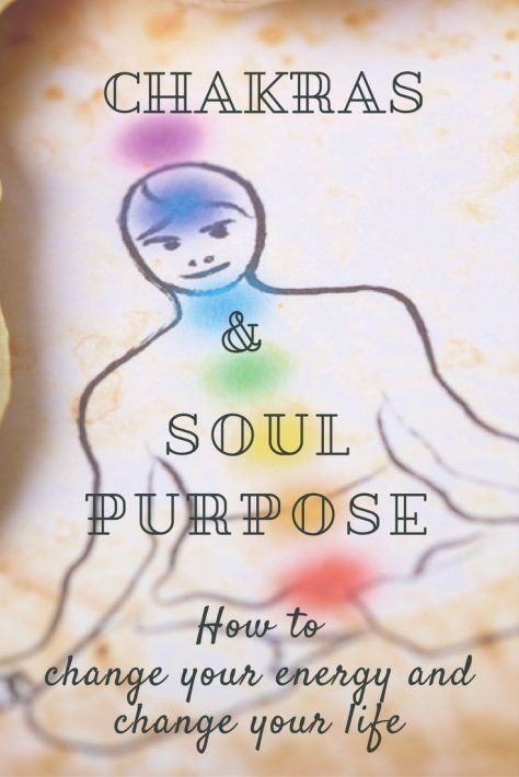 Chakra cleansing and soul purpose – change your energy & life