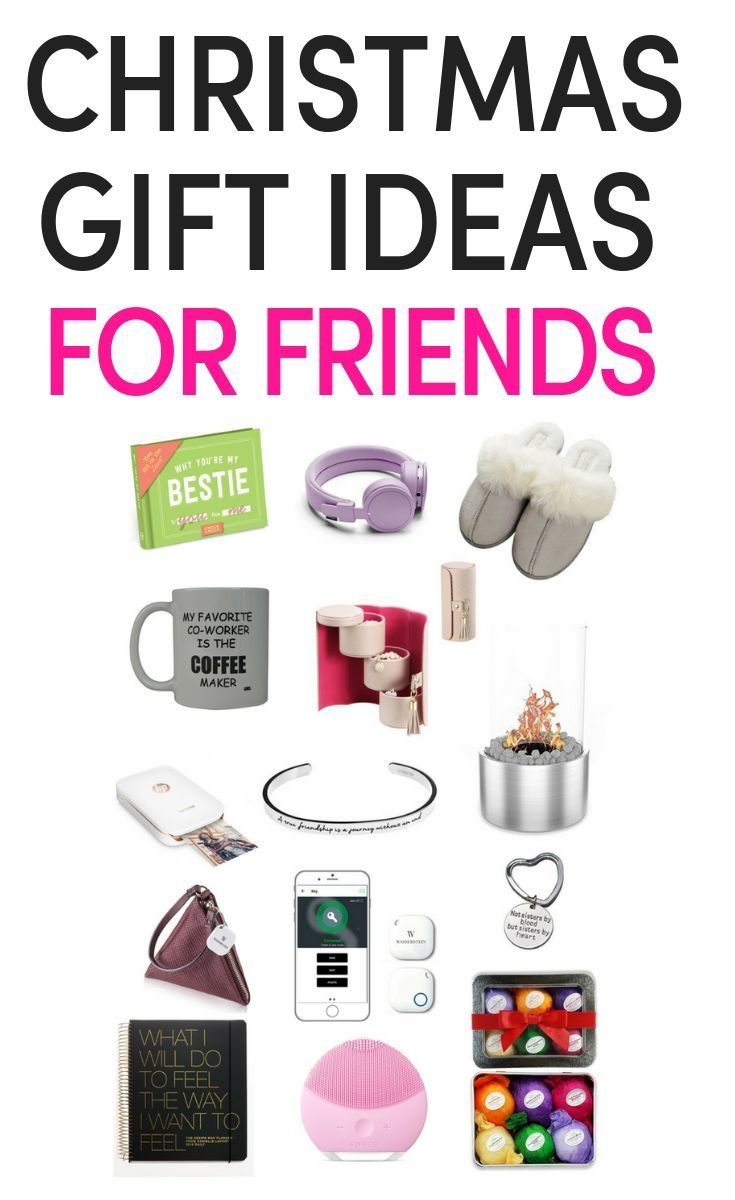 15 Trendy Christmas Gifts ideas for friends | Gifts | Pinterest ...