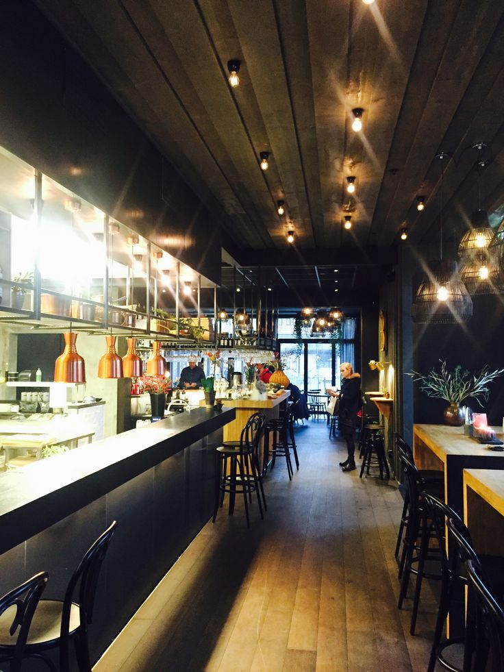 12 best Project: Restaurant Sorelle - Lomar Arkitekt images on ...