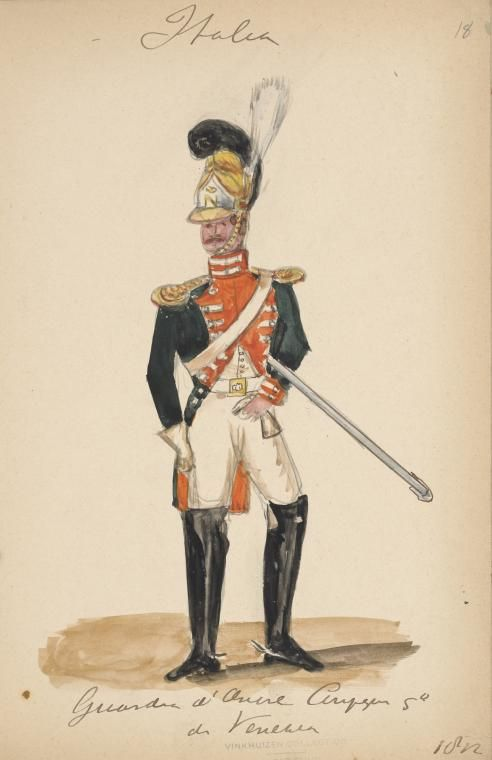 10 Best images about Kingdom of Italy Napoleonic Uniforms on Pinterest Musicians, Armchairs
