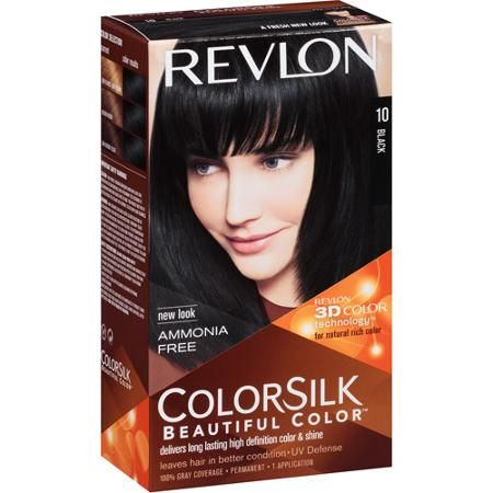 Best Drugstore Hair Dye Color Brands For Brunettes Blonde Black Hair Color