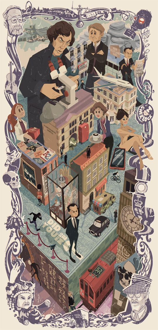 Justin Orr – Movie Posters | Geek Art – Art, Design, Illustration & Pop Culture ! | Art, Design, Illustration & Pop Culture !