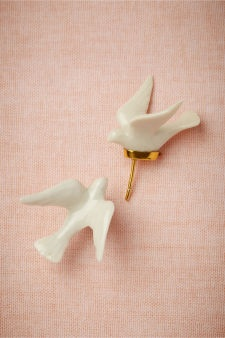 Dove Earrings - I love these!
