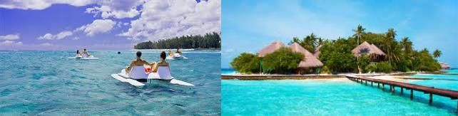 Mauritius tour package. The classy bar offering rum and which is widely composed in Mauritius and the sultry climate, makes the Mauritius Island friendly for every tourist travel in Mauritius honeymoon package. Visit to famous antiquated temples reflecting the