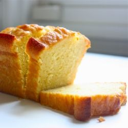 Lemon Yogurt Pound Cake - Just like a wheel of Gouda or a pair of jeans, this cake actually gets better with age.