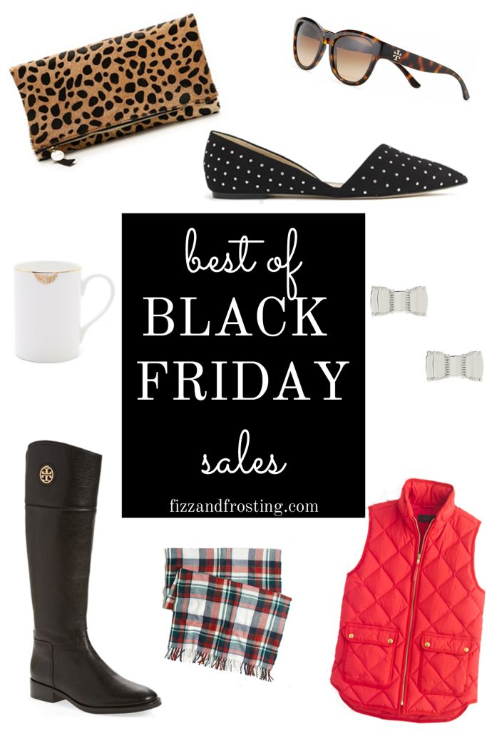 best of black friday sales via fizzandfrosting.com