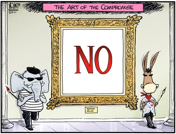 """politics and the art of compromise essay Commitment stands at the opposite pole from compromise  as saul bellow  writes in his essay, """"the sealed treasure"""", the only thing we  for true art, party  ideology or party discipline or political correctness does not exist."""