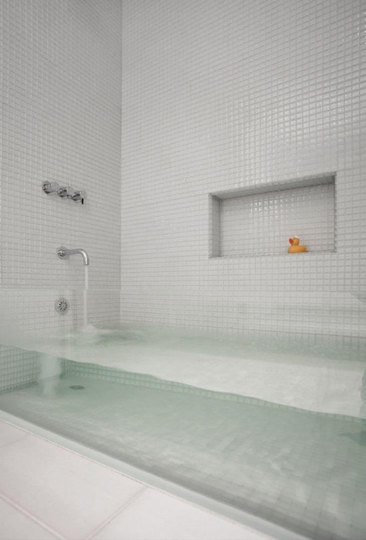 Best 25+ Glass bathtub ideas on Pinterest | Bathtub shower doors, Small  bathroom bathtub and Bathtub with glass door