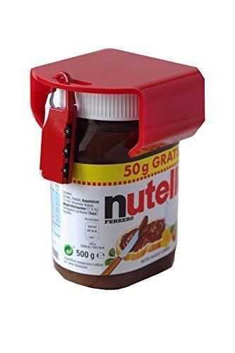 Nutella lock chocosafe® Nutella Schloss rot, mit rotem Vorhangschloss, http://www.amazon.de/dp/B016DEIIXW/ref=cm_sw_r_pi_awdl_xs_1qBOybHN8BVP1