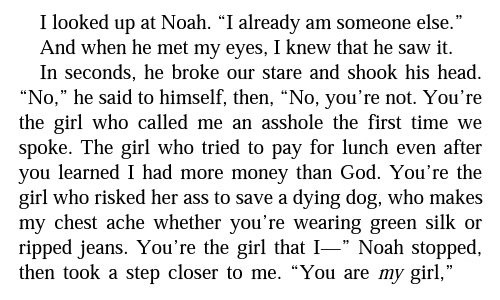 The unbecoming of Mara Dyer. Noah Shaw, why? Why do you have to be so perfect? And fictional?