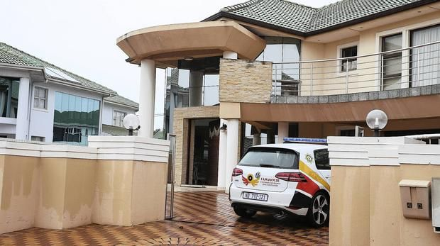 DURBAN - THREE sets of parents and their children alleged to have bribed their way into the University of KwaZulu-Natal's faculty of health sciences were detained this week in a pre-dawn raid by the Hawks. #UKZNMedBust