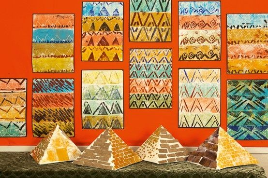 Decoracion Egipcia Antigua ~   escolar Egipto en Pinterest  Antigua, Egipto antiguo y Egipto