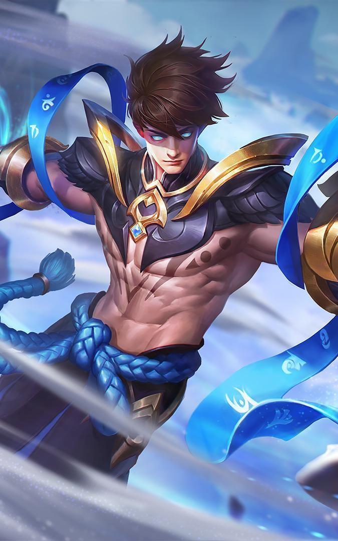 Vale Mobile Legends Wallpaper Hd Mobile Legend Wallpaper Mobile Legends The Legend Of Heroes