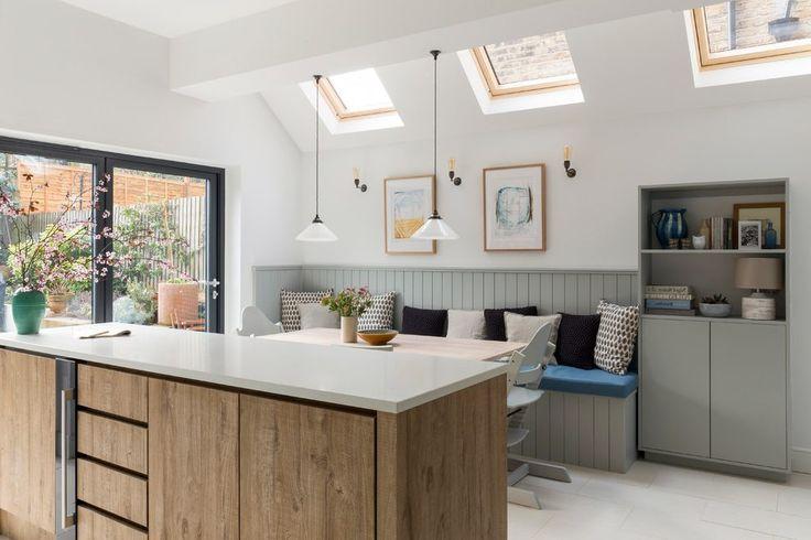 kitchen bench seat cushion kitchen transitional with wooden kitchen units contemporary window film