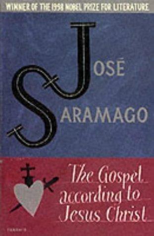 Jose Saramago - The Gospel According to Jesus Christ