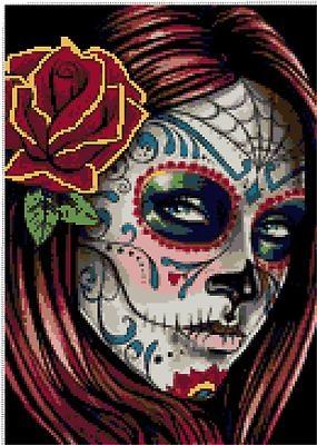 Ragazza Teschio - Skull Girl