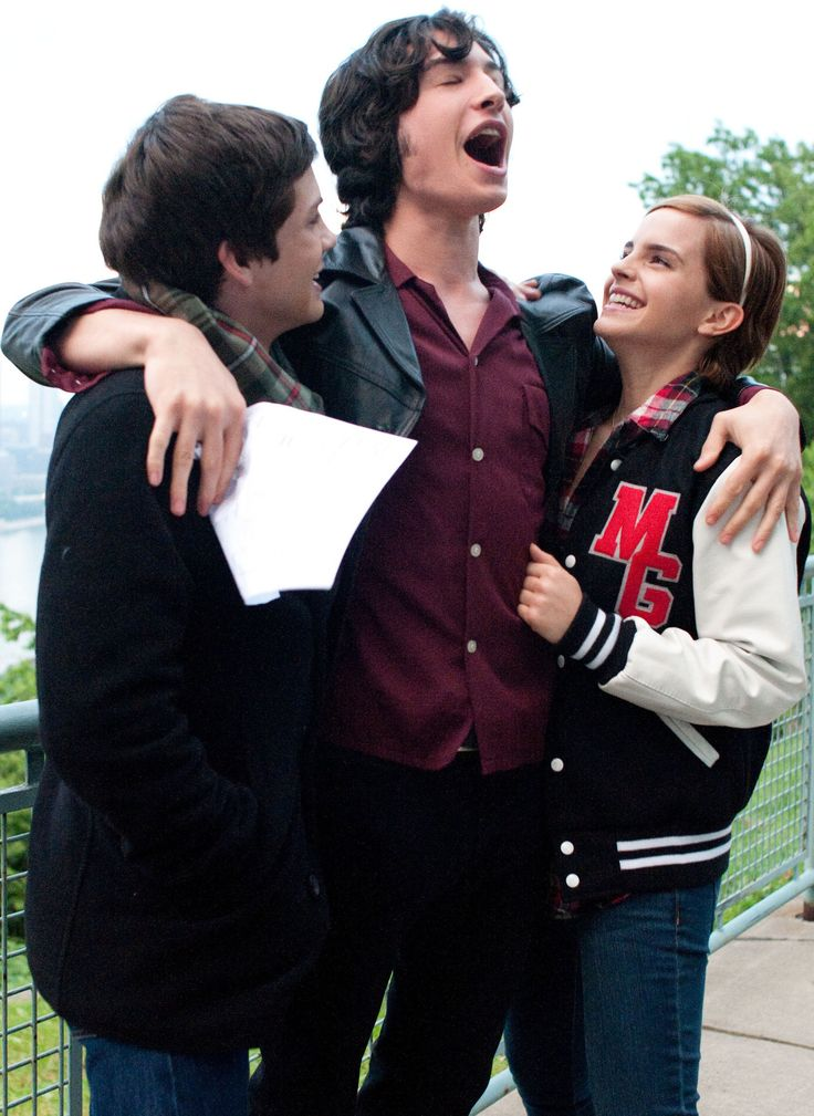 can i find these people please. The Perks of Being a Wallflower