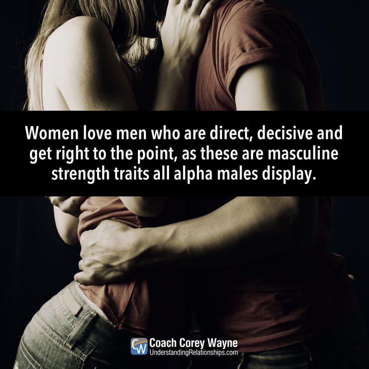 Signs you are dating an alpha male