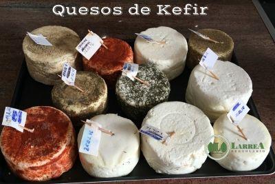 Delicioso #Queso de #Kefir Curado con Especias. Descubre el artículo completo en nuestro Blog. #ConsejosSaludables