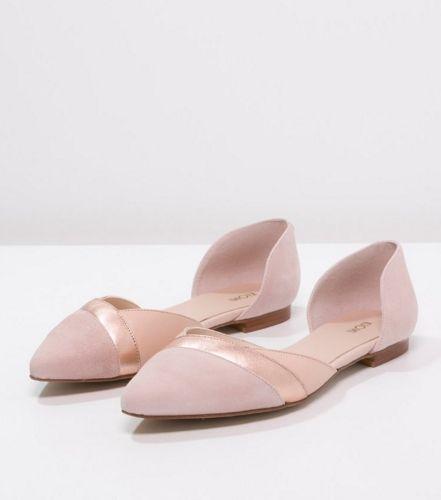 KIOMI Baleriny pink panther/afrodita