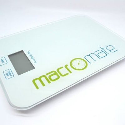 I am in love with their products!! Perfect for counting macros and weighing food!! Gah I want all their products