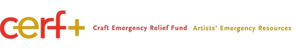 Craft Emergency Relief Fund - an ongoing pool of funds that are available to professional craft artists when they suffer career-threatening emergencies. financing, services, and goods for beneficiaries from individuals, orgs, and biz's