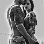 Sexy couple tattoo - More tattoo designs available at www.99tattoodesigns.com