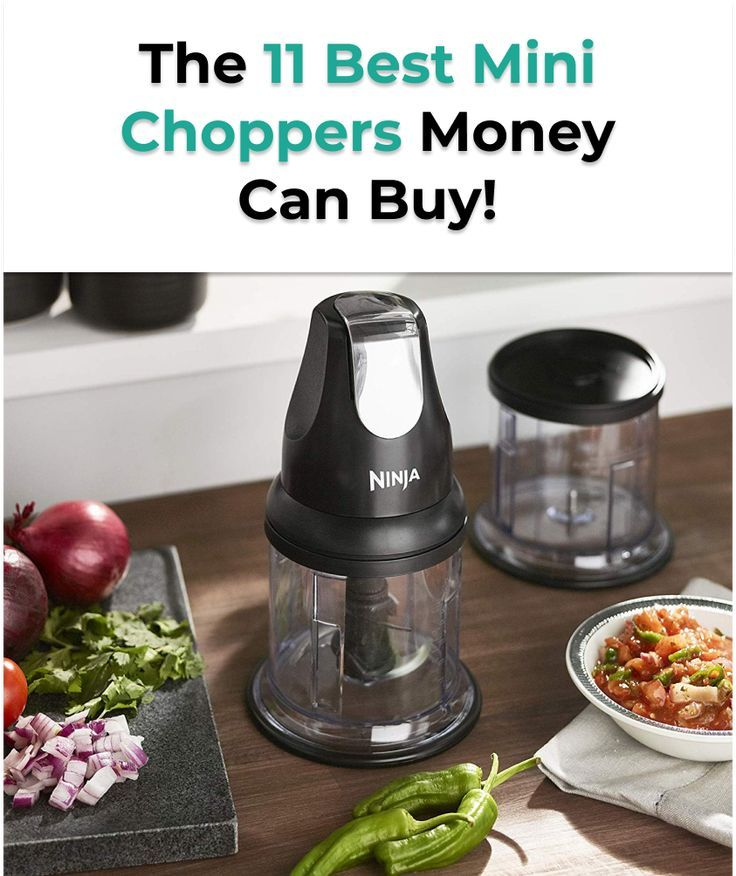 Best mini choppers you can buy in 2020 food processor