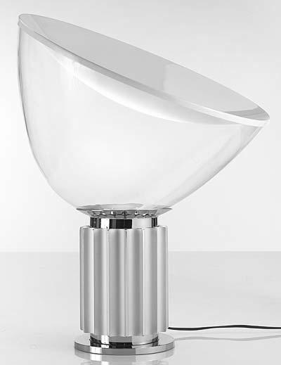Taccia - designed by Achille Castiglioni and Pier Giacomo Castiglioni in 1962. Produced by Flos.