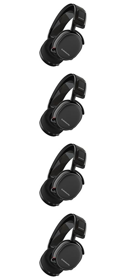 70757cb3b19 Headsets 80183: Steelseries Arctis 7 Lag-Free Pc Ps4 Xbox One Vr Ios  Wireless Gaming Headset W -> BUY IT NOW ONLY: $126.27 on #eBay #headsets # steelseries ...