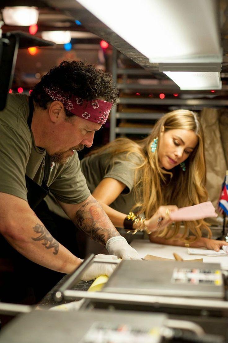 Chef-Şef-El Jefe-Jon Favreau-Sofia Vergara