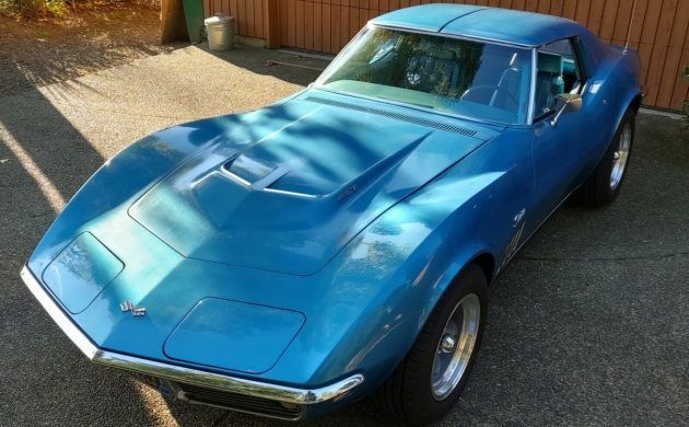 If This Corvette Looks A Bit Familiar Thats Because We Featured It Back In November Of 2019 It Turns Out That Reader Ga In 2020 Chevrolet Corvette Corvette Chevrolet