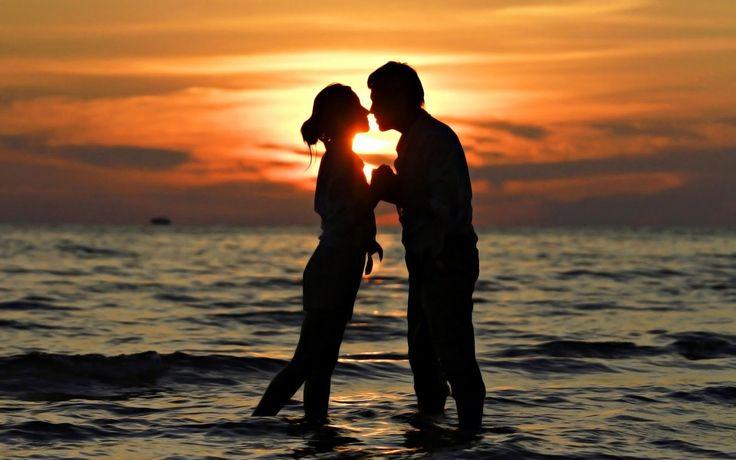 Fotos-de-parejas-besandose-al-atardecer.jpg (1600×1000)