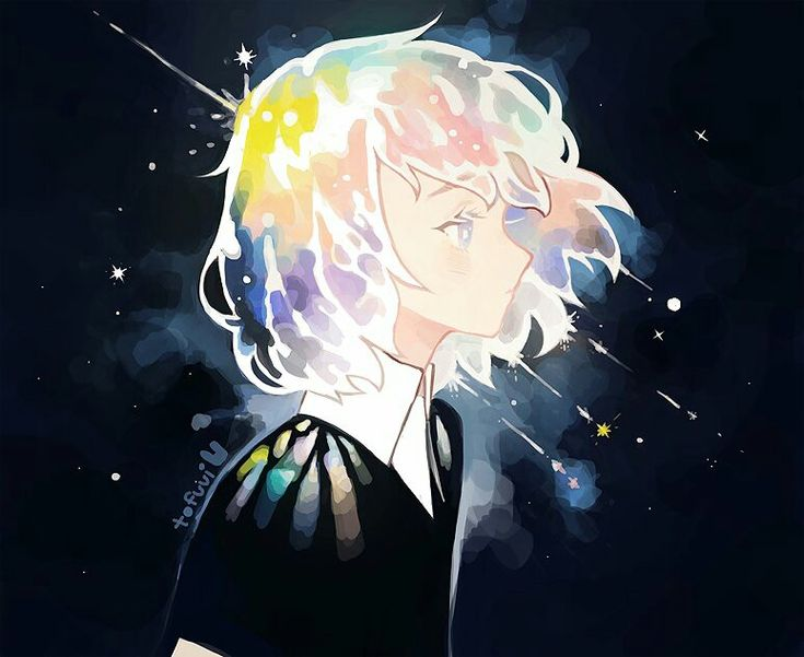 why not start by changing from within? ~~~ houseki no kuni