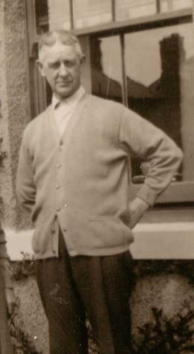 My GrandfatherJohn Howe Sinclair