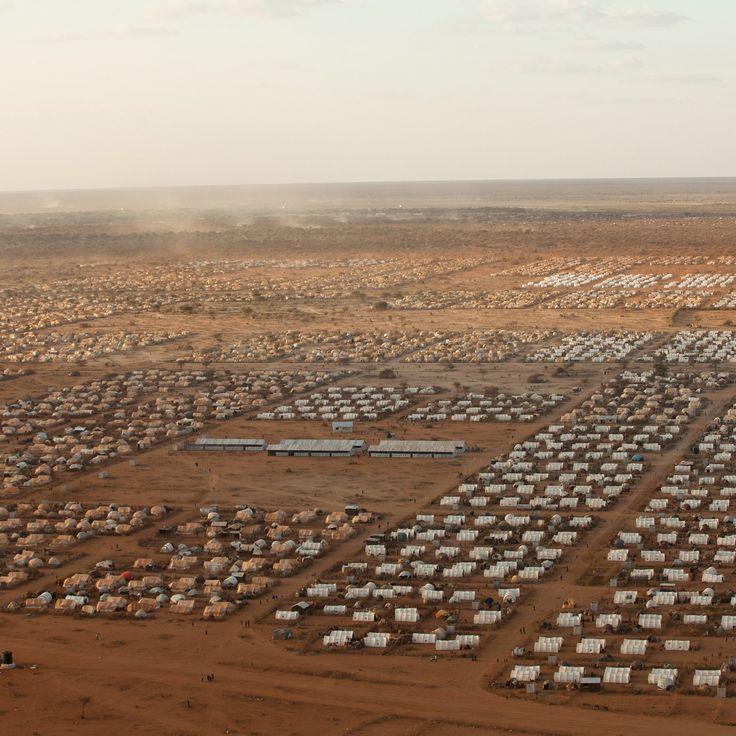 Brendan Bannon. Ifo 2, Dadaab Refugee Camp. 2011. Courtesy of Brendan Bannon. MoMA exhibition.