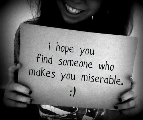 best wishes :)True Stuff, Marriage Breakup Quotes, Vindictive Quotes, Scorpio Men Quotes, Funny, Revenge Quotes, Bookmarks Pictures, I Hope You Finding Someone, Finding Someone Who