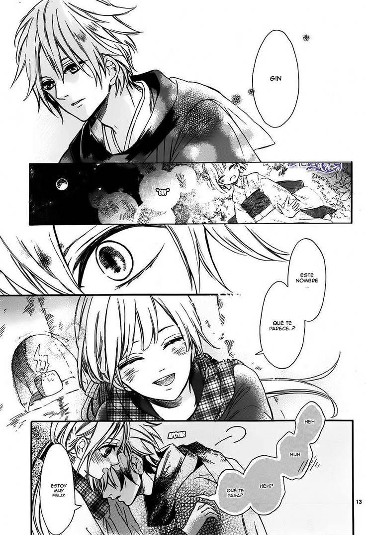 Kitsune no Yomeiri manga shojo sobrenatural Mangas