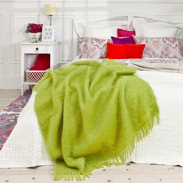 Looks like 'Pesto' throw blanket from our Designer selection: http://mohairsandmore.com/mohair-throws-in-40-designer-hues/