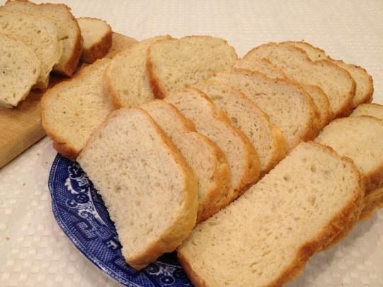 Quick Sourdough Bread, baked w/ Vanilla 0% Chobani Greek Yogurt via ...