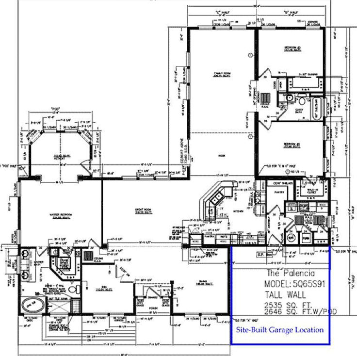 36 best images about house plans on pinterest house for Modular ranch plans