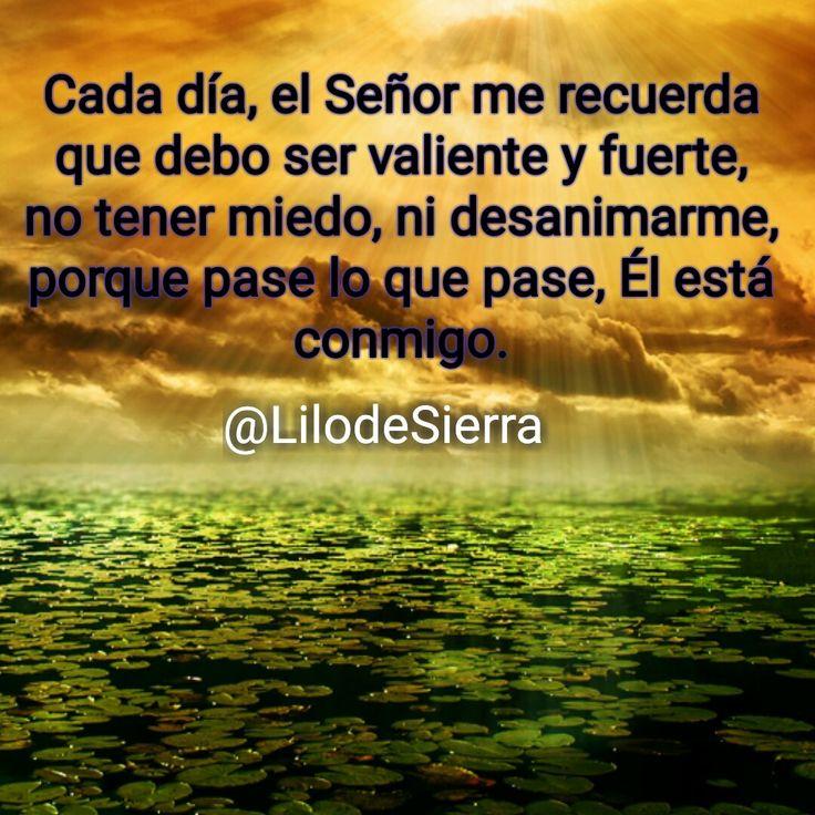 #desierto #Verdad Aunque pases por el desierto, Dios saciará tu sed...puedes estar tranquila @LilodeSierra