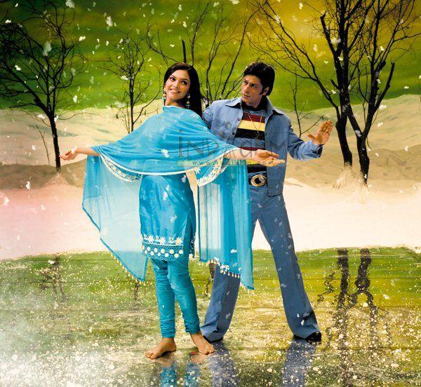 lovely SRK and lovely deepika :)