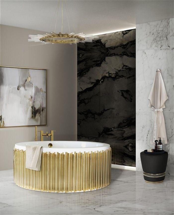Les 1496 meilleures images du tableau salle de bain sur for Peinture murale salle de bain