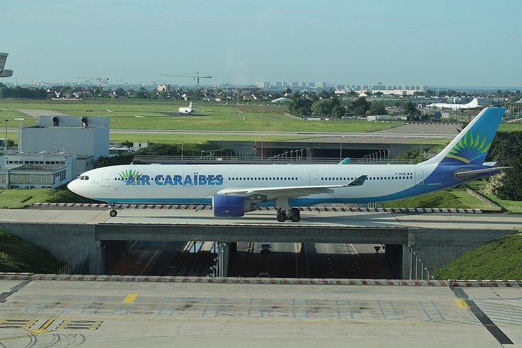 Airbus A330: 0965 F-OONE A330-343X Air Caraibes Paris Orly Airport